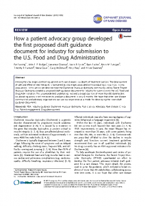 Orphanet Journal of Rare Diseases article